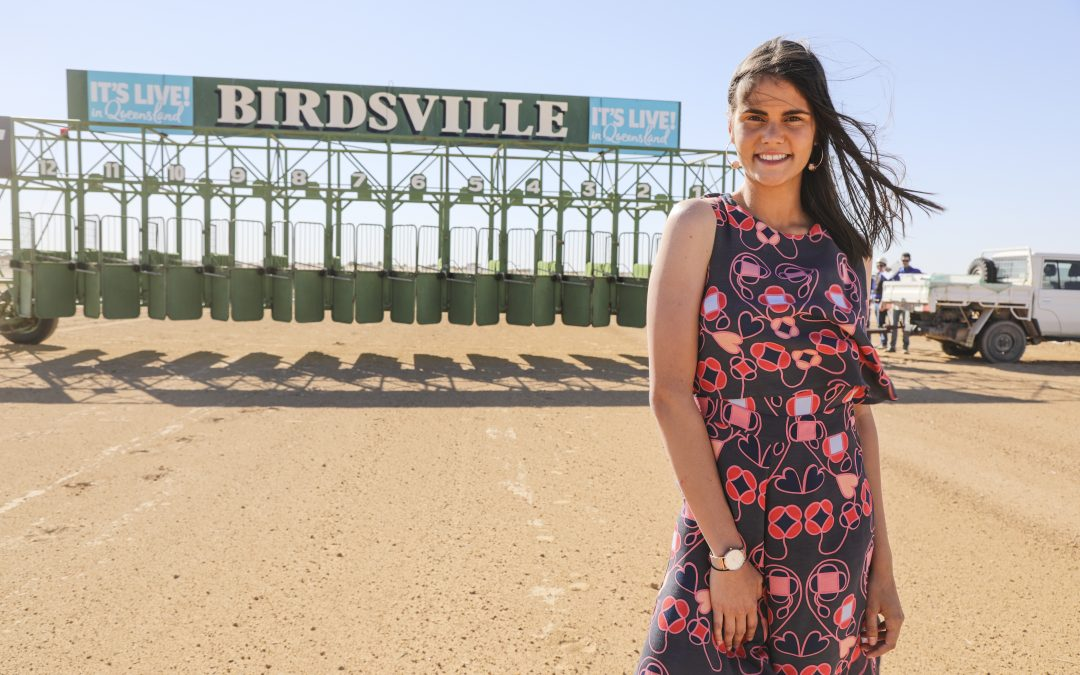 Vanessa Harris set to return as Birdsville Races Ambassador