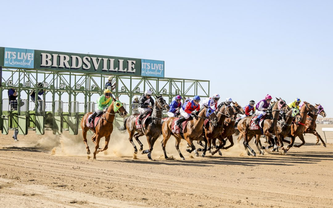 Final bumper field confirmed for Birdsville Races